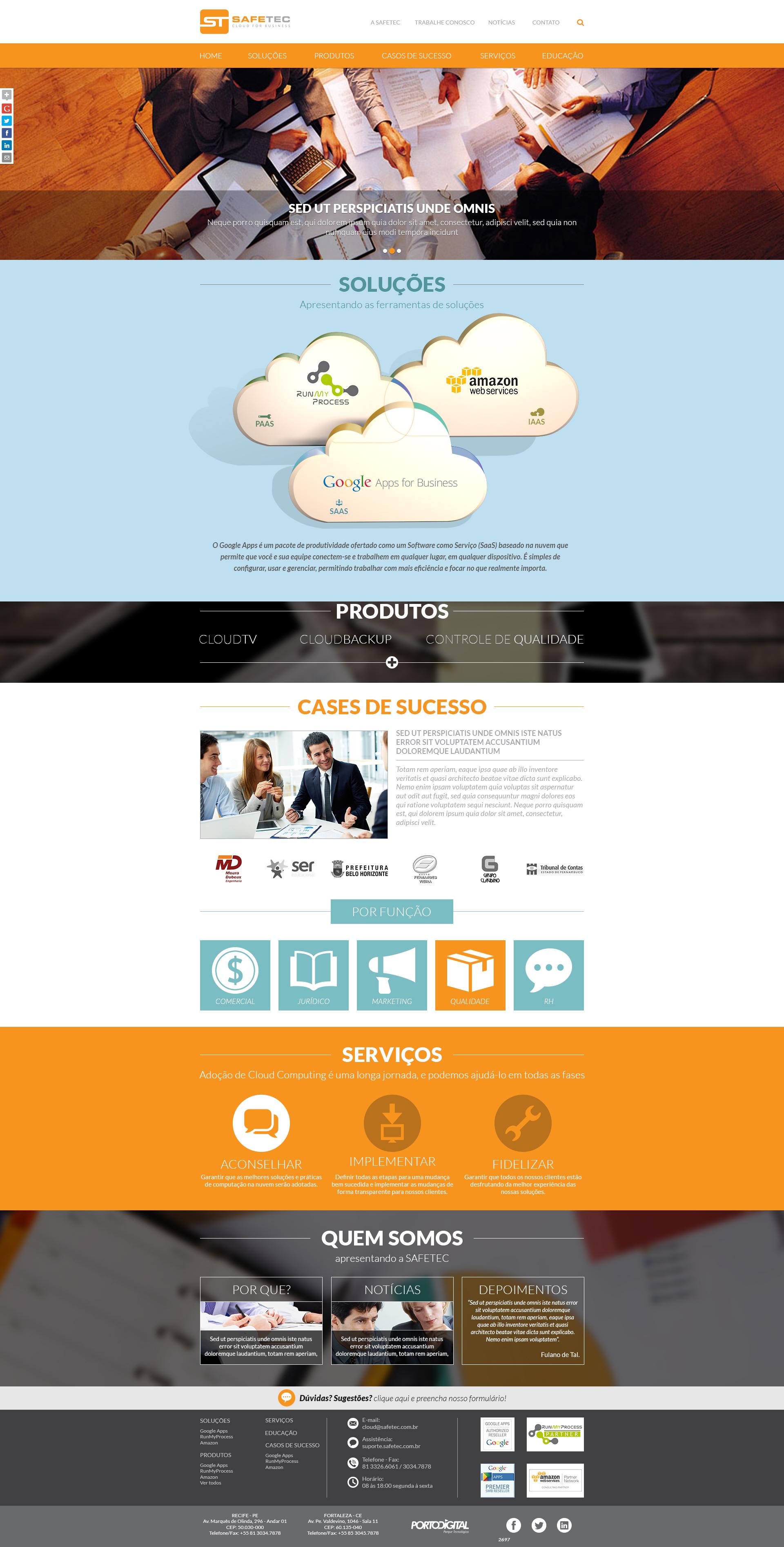 Portal Safetec